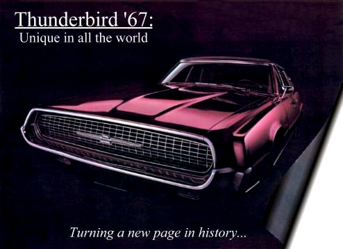 Image result for 67 Thunderbird grille